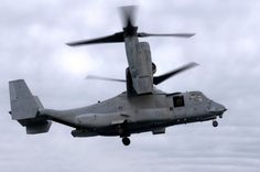 Marine Boeing-Bell V-22 Osprey – Photo US Navy