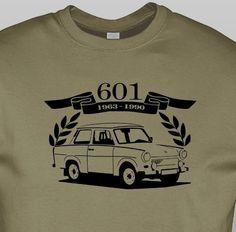 TRABANT 601 T Shirt NEW DDR EAST GERMANY Nostalgie Classic  S - 5XL  #SOLS #BasicTee