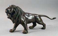 Estatua em bronze Japones do sec.19th, Periodo Meiji, assinado, 42cm, 19,510 EGP / 7,185 REAIS / 2,305 EUROS / 2,730 USD https://www.facebook.com/SoulCariocaAntiques