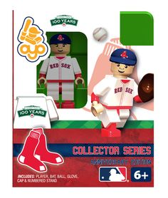 Red Sox Fenway Park 100th Anniversary Minifigure - Boston Red Sox