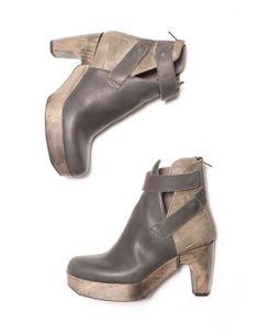 LD Tuttle Ankle Boot