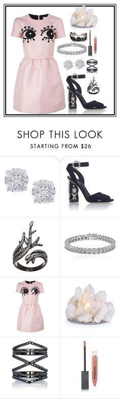 """Matisse - La misma luna"" by danielabocardo ❤ liked on Polyvore featuring Effy Jewelry, Dolce&Gabbana, Lord & Taylor, Apples & Figs, RED Valentino, Eva Fehren, Burberry and Fernando Jorge"