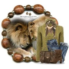 Born to Be Wild  The Leakey Collection