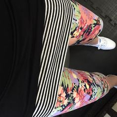 fall layering and leggings - wear your joy !!!!   LuLaRoe by Mel