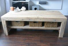 steigerhouten salontafel maken - Google zoeken