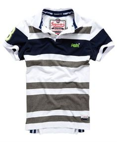 Superdry Summer Blues Polo Shirt