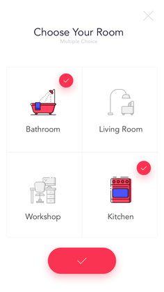 Smarthome App by Michal Parulski