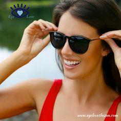 Women's Polarized Sunglasses from Eye Love, Designer, 100% UV Block + 4 BONUSES click here to learn how to get them! https://www.amazon.com/gp/product/B019FV44EM/ref=as_li_tl?ie=UTF8&tag=pinterestjoana-20&camp=1789&creative=9325&linkCode=as2&creativeASIN=B019FV44EM&linkId=dc088e40ff959cb7bf2f234a3f4d8eae