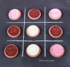 Biscuits tablette - Chocolate cookies - Galletas chocolate