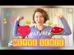 MEYVE SEBZE Çocuk Şarkısı (Gitar Esliginde) - YouTube