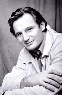 Liam Neeson - quite possibly my favorite actor of all time :)
