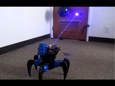 Homemade Death Ray Laser DRONE BOT!!! Remote Controlled!! - http://bestdronestobuy.com/homemade-death-ray-laser-drone-bot-remote-controlled/