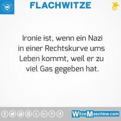 Flachwitze #321 - Ironische Nazis                                                                                                                                                                                 Mehr