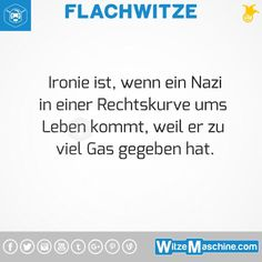 Flachwitze #321 - Ironische Nazis