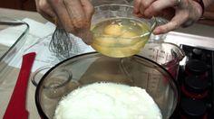 Barbara Brown, Extension Food Specialist, prepares clafouti.