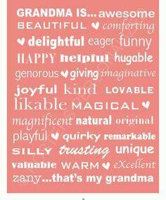 39 Best Grandma Sayings Images Grandma Sayings Grandchildren