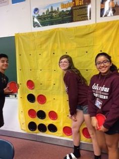 Want to know more about camp games for teenagers Click the link to learn more. Biology Classroom, 4th Grade Classroom, Middle School Classroom, History Classroom, Classroom Activities, Classroom Ideas, Class Games, School Games, School Reviews