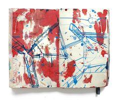 Missy H. Dunaway sketchbook