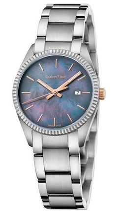 a94cb20e80b91 Calvin Klein Watch Mod. Alliance Ladies Serial 354446