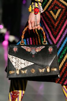 Gucci Fall 2017 Ready-to-Wear Fashion Show Details
