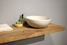 Opzetwastafels | badkamer | bathroom | bowl sink | bewonen.nl