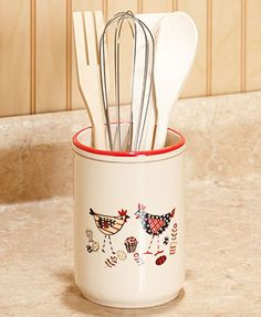 Rooster Kitchen Countertop Collection