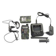EUR € 59.47 - HOT BAOFENG UV-5RE vente chaude Two Way Radio UV5R bi-bande double affichage talkie walkie, livraison gratuite pour tout gadget!
