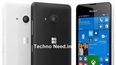 Lumia 650 last smartphone of Microsoft launch in 2016, Lumia 650 last Microsoft smartphone launch at 1 February 2016, Lumia 650 Features and Speci.