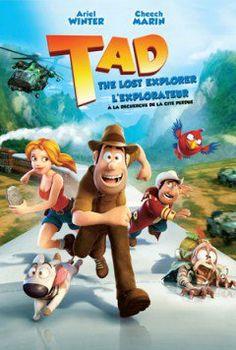 Phim Tad Và Cuộc Truy Tìm Kho Báu