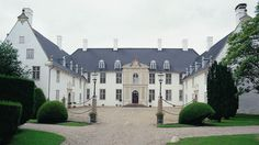 Home of Prince Joachim and Princess Marie