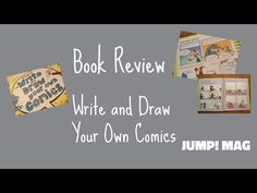 Book Review(Source: JUMP! MAG) More books are available at AlphabetBookStore.com