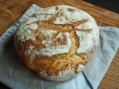 pswimi xwriatiko me aleuri Greek Cooking, Cooking Time, Cooking Recipes, Croissant Donut, Dutch Oven Bread, Panera Bread, Happy Foods, How To Make Bread, Bread Making