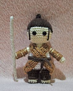 Rey Star Wars amigurumi by VictoriaYevl on Etsy