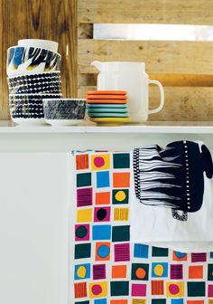 Marimekko Spring 2014 collection via happymundane.com