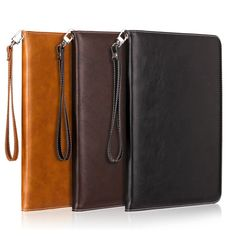 Case for iPad Pro 10.5 High Quality PU Leather Full Protect Smart Cover Folio Stand Casual Style Case for iPad Pro 10.5+HD Film