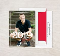Grad Announcement Custom Photo Cards  Class of 2019-3904