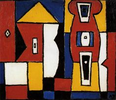 Augusto Torres, 'Construction in Five Colors,' 1945, Cecilia de Torres, Ltd.