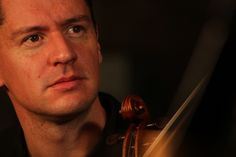 Jacques Fourie on Violin