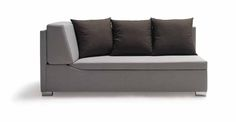 Sofá-cama 879 Love Seat, Wellness, Couch, Projects, Furniture, Home Decor, Sleeper Couch, Architects, Space