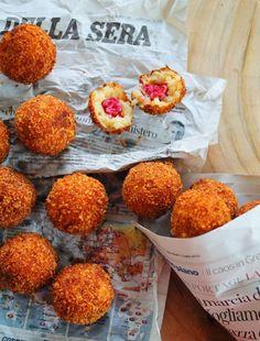Arancini, Muffin, Food And Drink, Snacks, Cookies, Breakfast, Cake, Sweet, Desserts