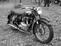 BSA would love to restore one of these. Or better yet, build a replica.