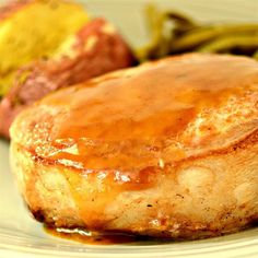 """Quick Chops I """"Never thought I would go for something sweet with pork chops, but this sauce was not over powering and was delicious."""""""