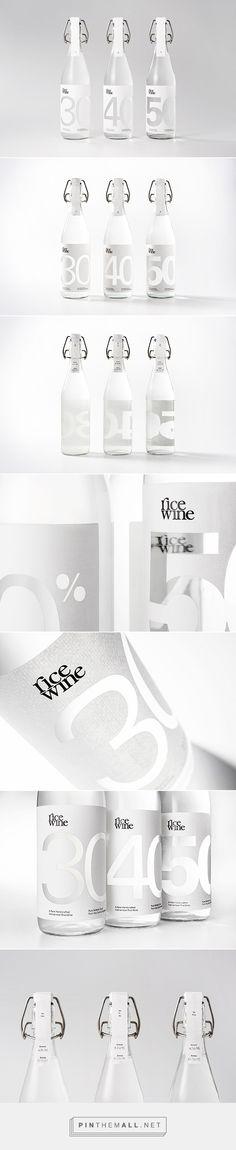Rice Wine by Rice Creative