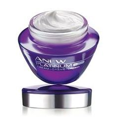Anew Platinum Night Cream - - ANEW Platinum and Ultimate Moisturizers - 2 for $40