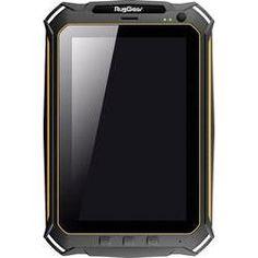 RugGear RG900 Android-tablet 17.8 cm (7 inch) 16 GB RugGear Zwart-geel Qualcomm® Snapdragon 1.2 GHz Quad Core