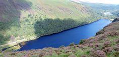 Lugares lindos para conhecer na Irlanda: Montanhas de Wicklow e Glendalough