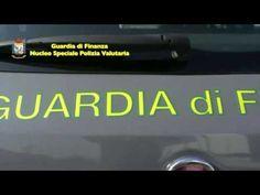 """GdF: Operazione """"Osella d'oro""""."""