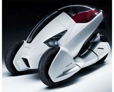 21 Sizzling Single-Seat Concept Cars - From Futuristic Tricycle Concepts to Beamer-Badged Tricycles (CLUSTER)