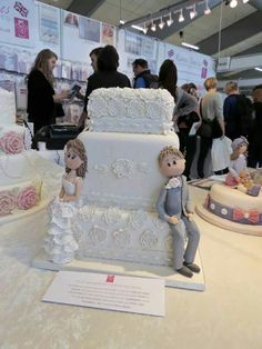 Brudepar Cake, Desserts, Food, Lattices, Tailgate Desserts, Deserts, Kuchen, Essen, Postres