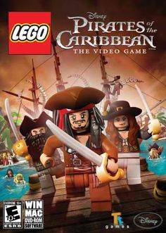 LEGO Pirates of the Caribbean The Video Game  Full Version